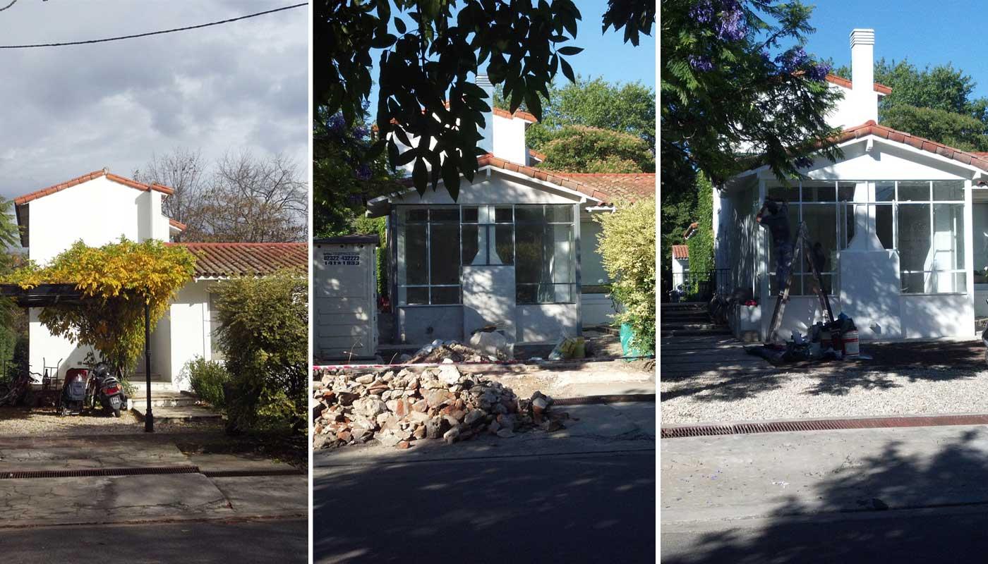 Progresion Casa Sole Frente