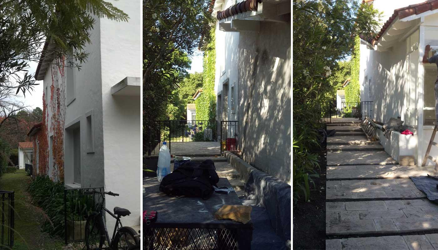 Progresion Casa Sole Pasillo